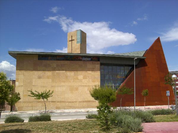iglesia jaen